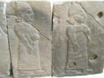 Hittite art, civil servants on parade