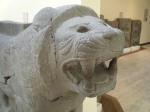 ancient Hittite lion